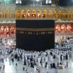 Прямая трансляция из мечети Аль-Харам