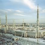 Прямая трансляция мечети Пророка, город Медина