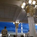 Видеотрансляция онлайн: мечеть пророка Мухаммада, с.а.с., Медина