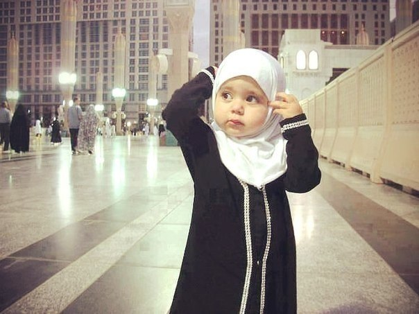 молодая мусульманка