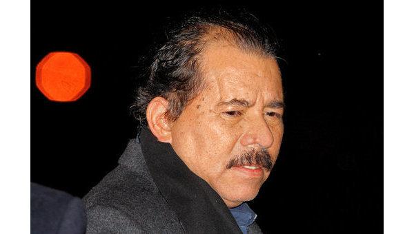 глава Никарагуа