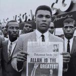Смерть боксера Мухаммада Али
