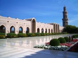 Мечеть в Омане