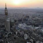 Город Мекка продолжает развиваться, но есть трудности